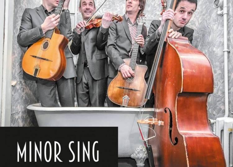 Minor Sing - Les concerts du kiosque � Villefranche sur Saone