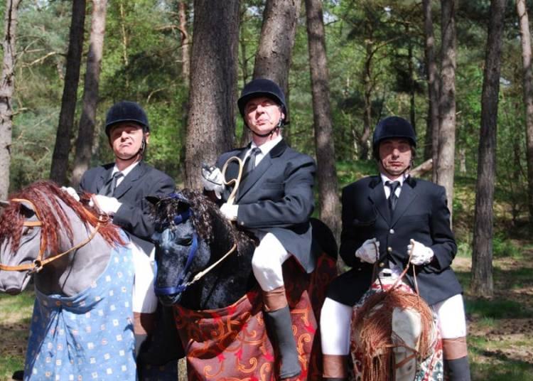 The Horsemen � Villejuif