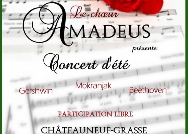 Choeur Amadeus de Sophia Antipolis � Cannes