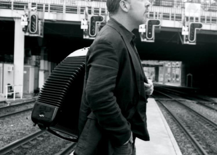 David Venitucci Trio � Paris 1er