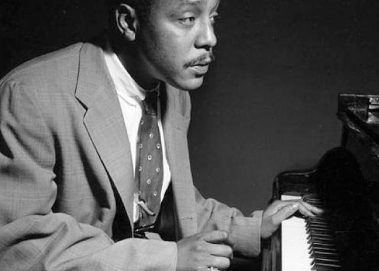 Hommage � Bud Powell, Laurent Courthaliac � Paris 1er