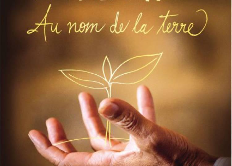 Pierre Rabhi, Au nom de la terre � Saint Denis