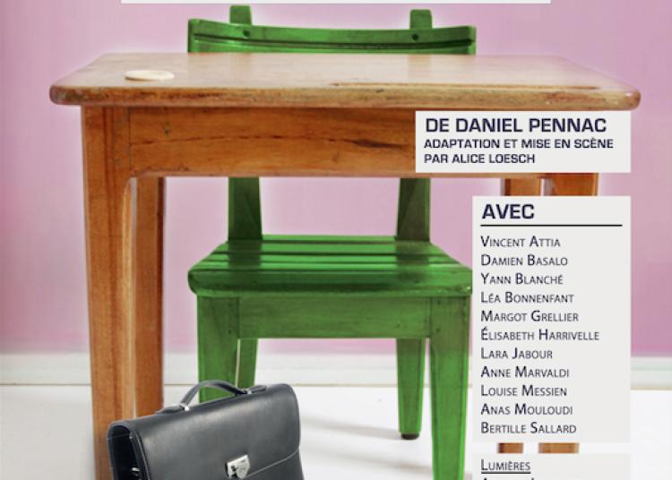 Messieurs les Enfants de Daniel Pennac � Paris 18�me