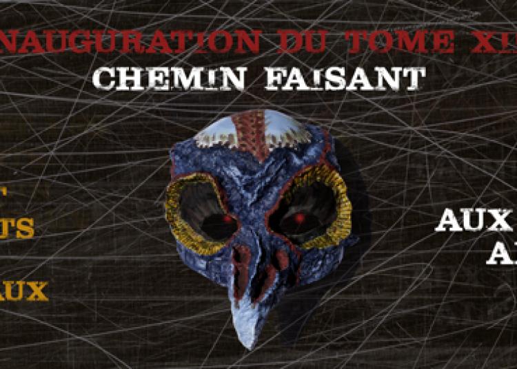 Inauguration du tome 13 de Chemin Faisant � Bordeaux