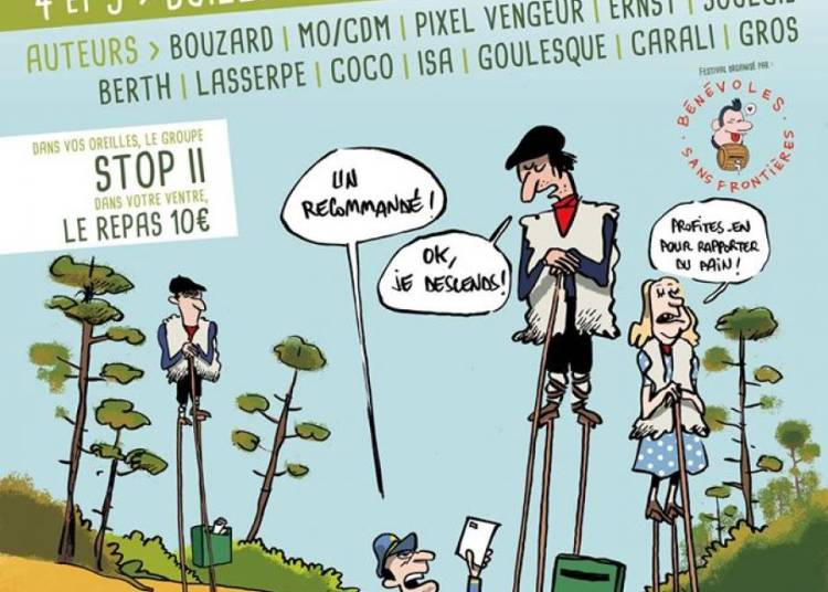 Festival de dessins de presse et de bandes dessin�es 2015