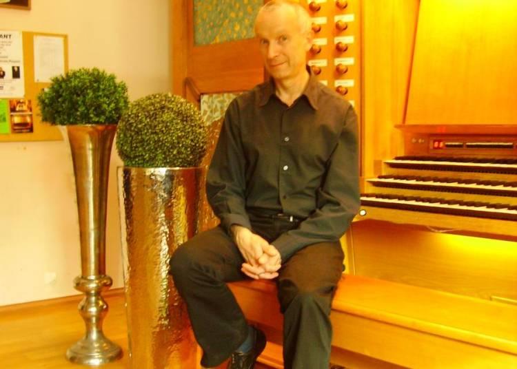 Orgue en Plein Jeu avec Sylvain Pluyaut � Montpellier