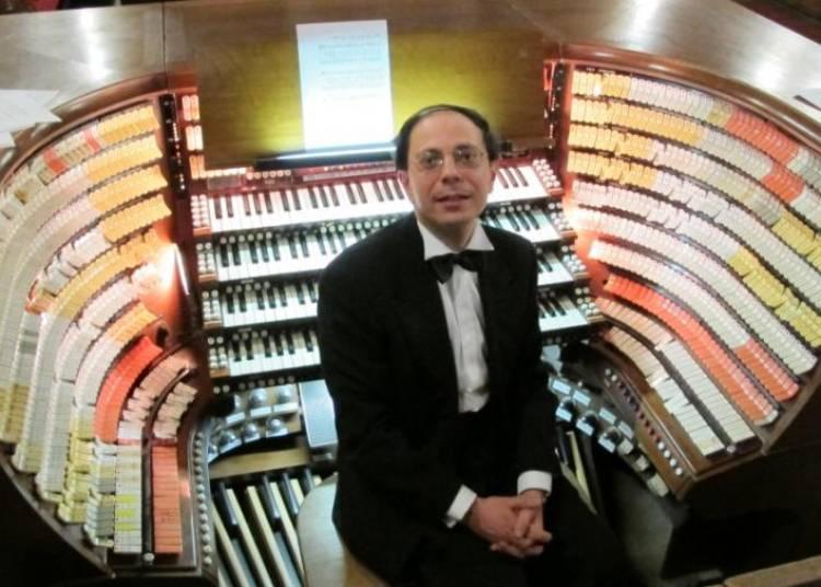 Orgue en Plein Jeu avec Sergio Militello � Montpellier