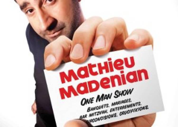 Mathieu Madenian, nouveau spectacle à Avignon
