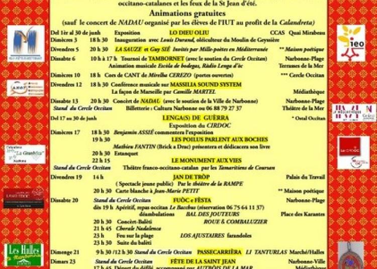Total Festum Narbonne 2015