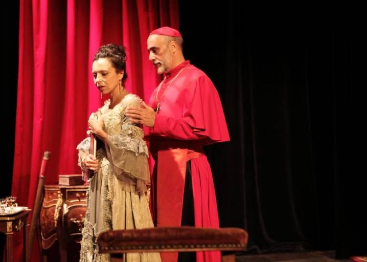 C�lim�ne et le Cardinal � Craponne