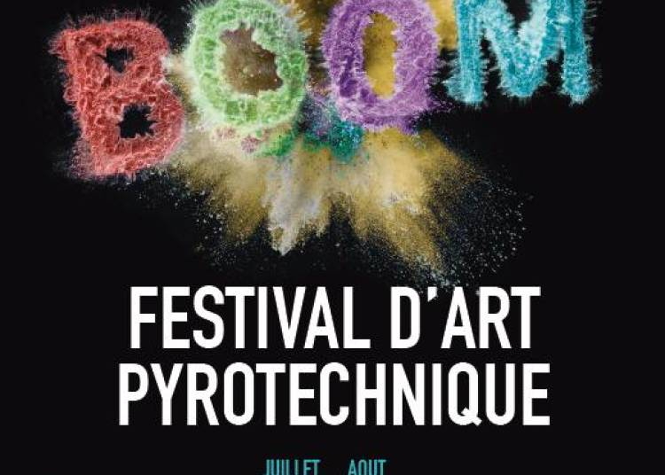 Festival d'Art Pyrotechnique 2015