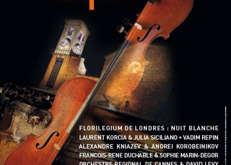 Nuits Musicales du Suquet 2015