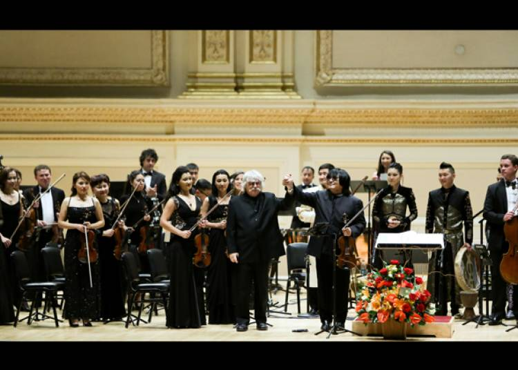 Orchestre Symphonique d'Almaty � Cannes