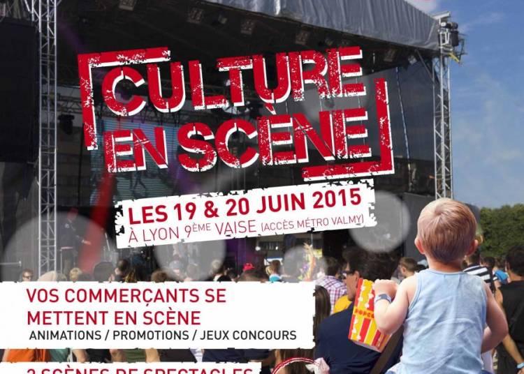 Les 19 et 20 juin 2015 VAISETIVAL fait son show avec � Culture en Sc�ne �