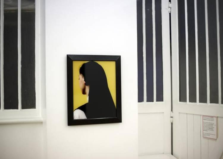 Andres Serrano, photographies � Paris 6�me