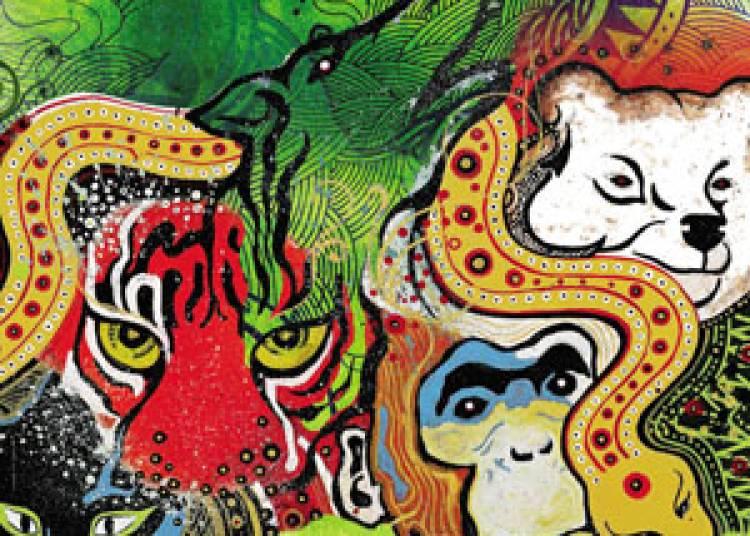Le livre de la jungle � Paris 6�me