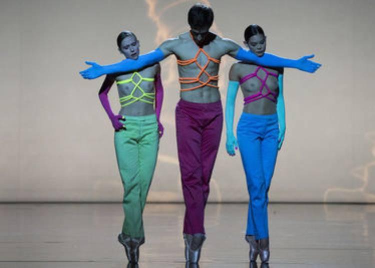 Ballet Preljocaj, Angelin Preljocaj � Aix en Provence