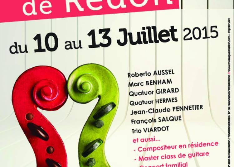 Les Musicales de Redon 2015
