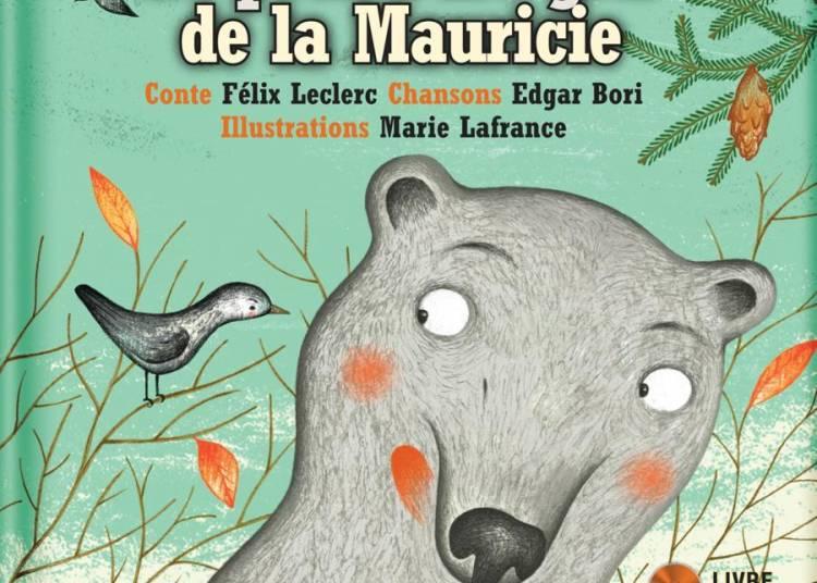 Edgar Bori, Le petit ours gris de la Mauricie � Saint Malo