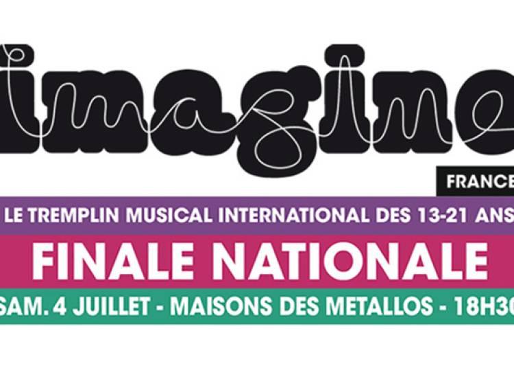 Finale nationale - Tremplin musical Imagine 2015 � Paris 11�me