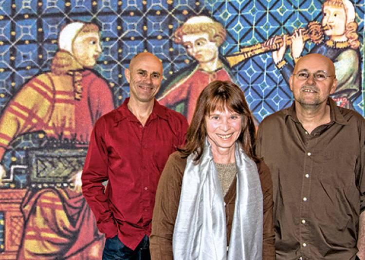 Ghaetta, musique instrumentale et Cantigas de Santa Maria � Carcassonne