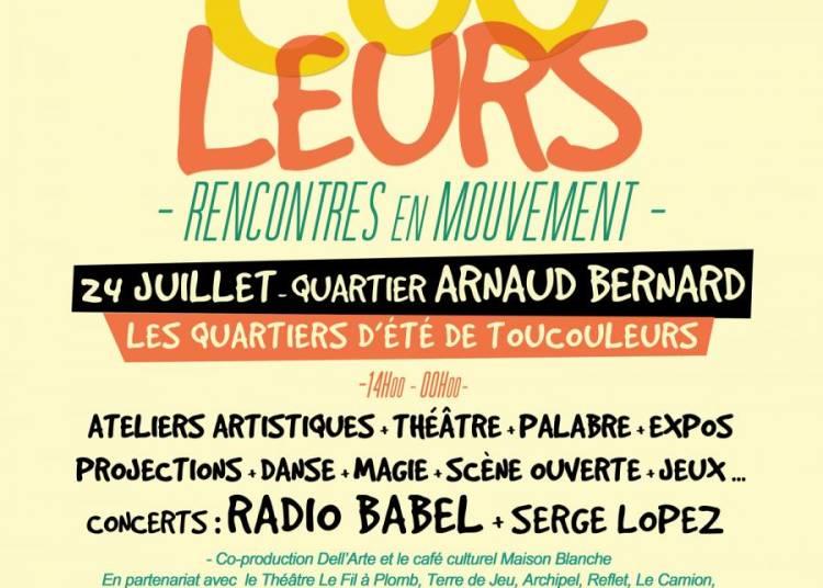 Festival Toucouleurs 2015
