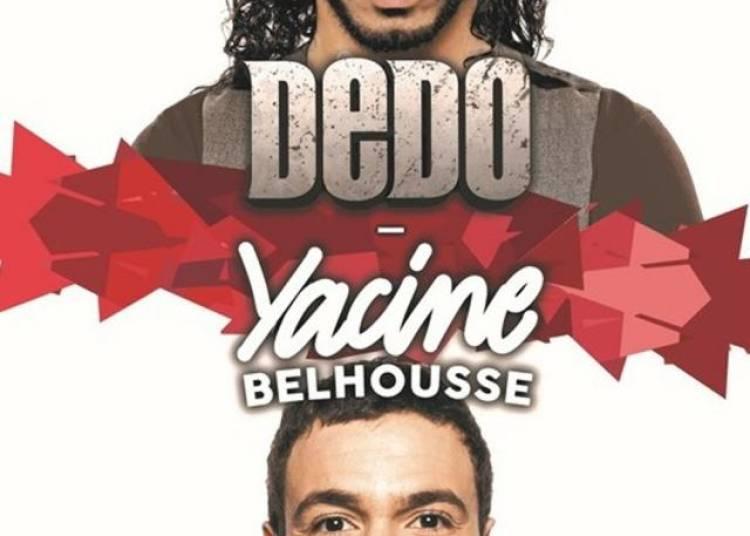 Dédo, Yacine Belhousse à Avignon