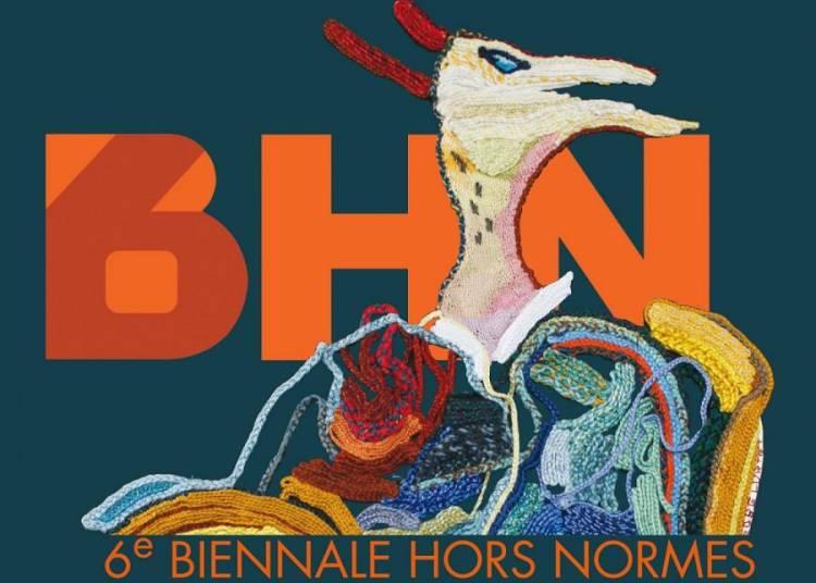6�me Biennale Hors Normes � Lyon