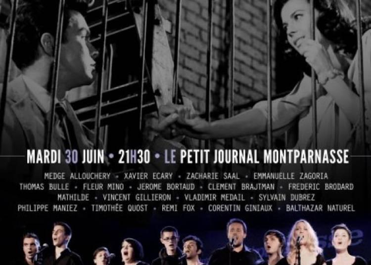 Ensemble The West Siders, Hommage � West Side Stroy � Paris 14�me