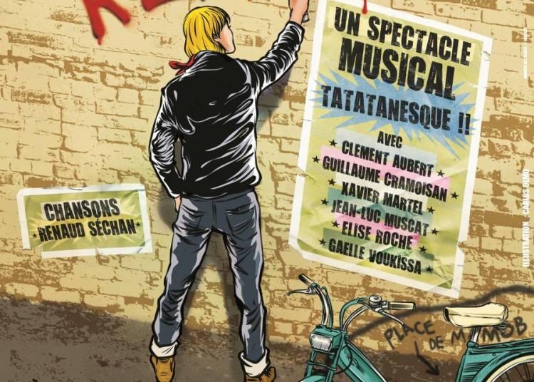 Le P'tit Monde de Renaud � Paris 10�me