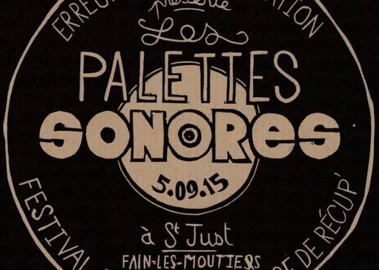 Les Palettes Sonores 2015