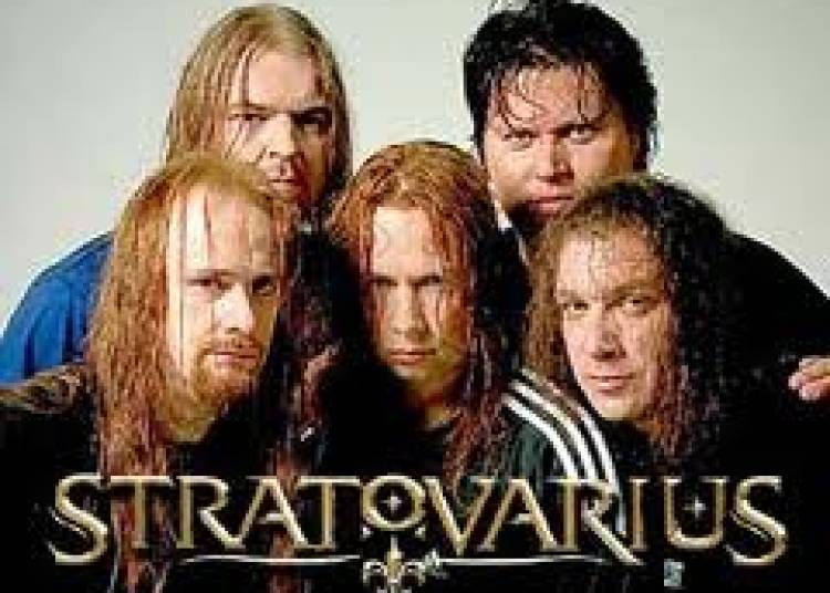 Stratovarius � Besancon