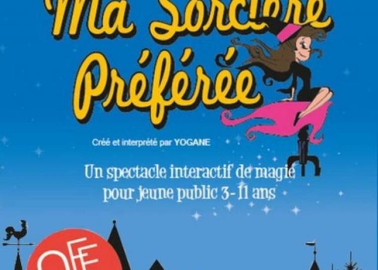 Yogane, ma sorciere préférée à Avignon