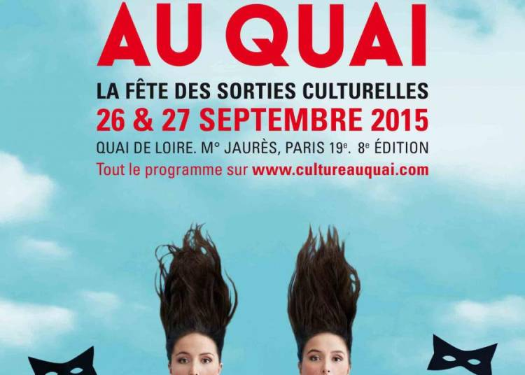 Culture au Quai 2015