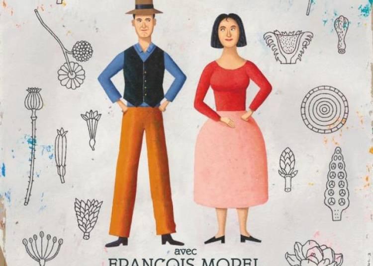 Hyacinthe et Rose, Francois Morel � Paris 18�me
