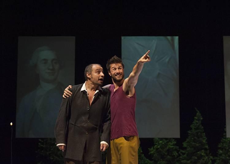 Le mariage de Figaro à Avignon