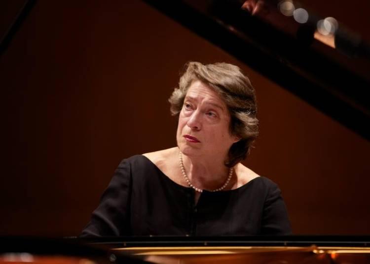 Elisabeth Leonskaja � Toulouse