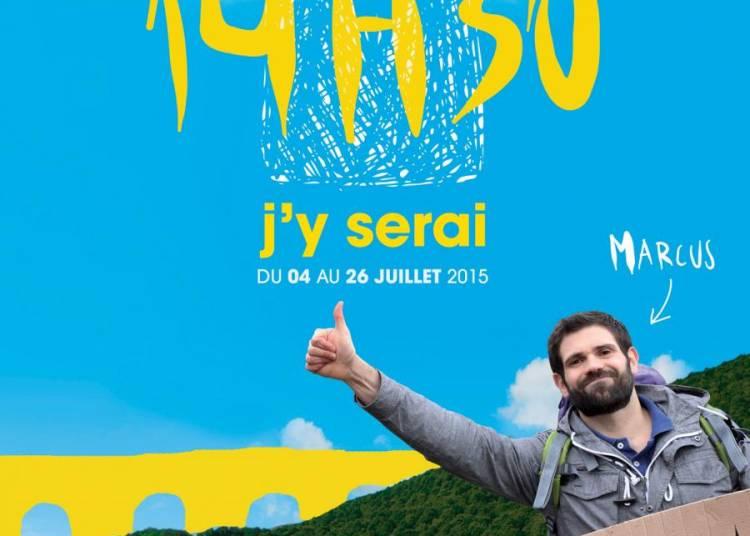 Marcus, 14h30, j'y serai ! à Avignon