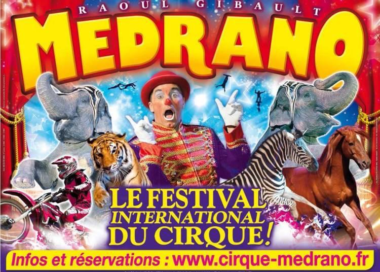 Cirque Medrano � Millau