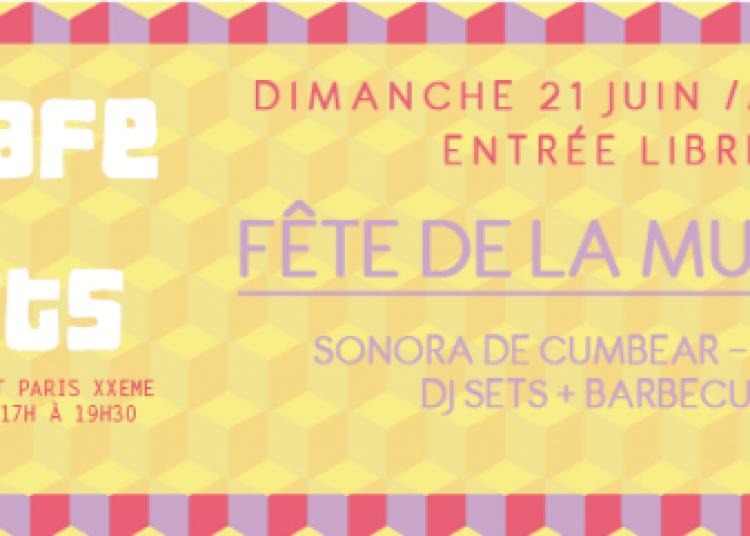 Sonora De Cumbear à Paris 20ème