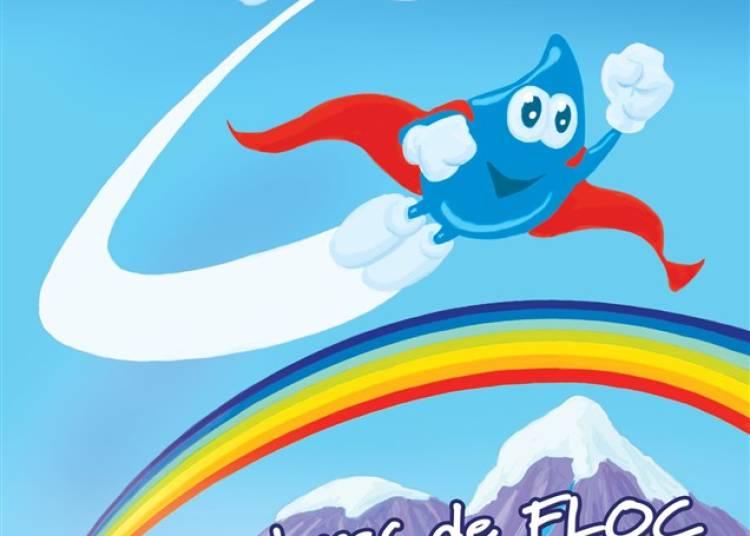 Les aventures de Floc, Super goutte d'eau !!! � Thorigny sur Marne