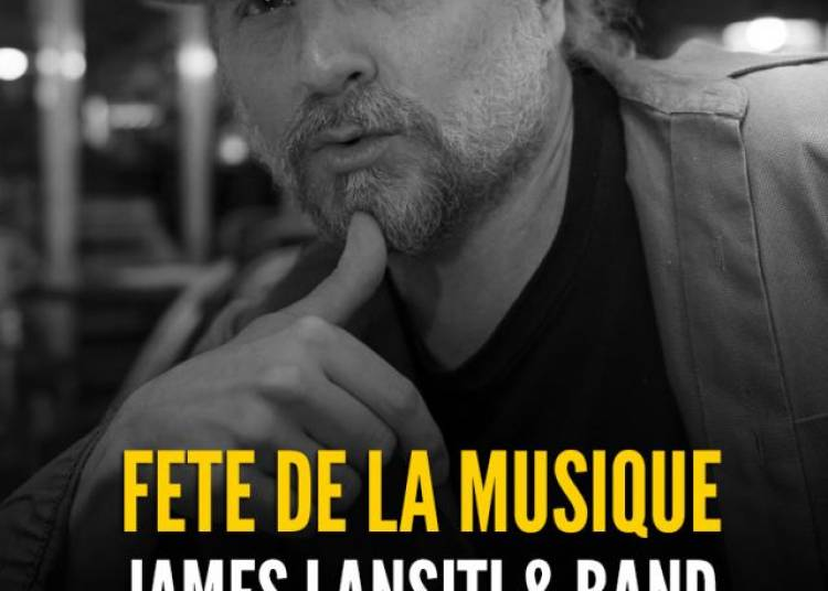 James Lansiti et Band à Paris 9ème