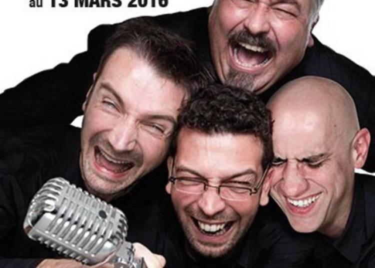 Les Fr�res Brothers, Humour Vocal � Paris 15�me