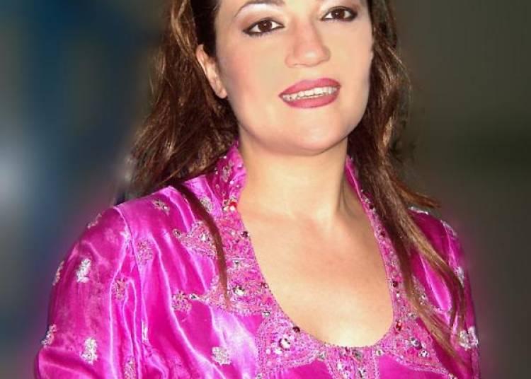 Dorsaf Hamdani Barbara, Fairouz � Vaison la Romaine