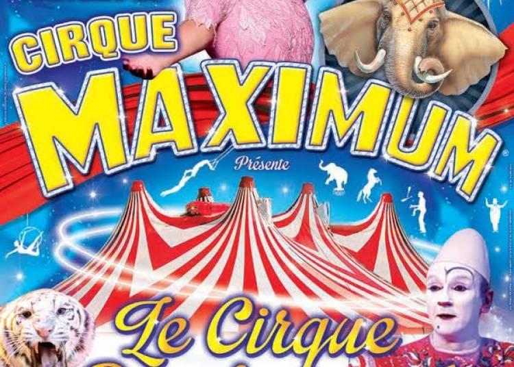 Chapiteau Maximum � Brest