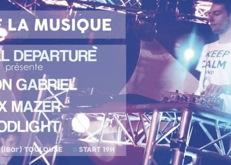 Global Departure, concerts éléctro à Toulouse