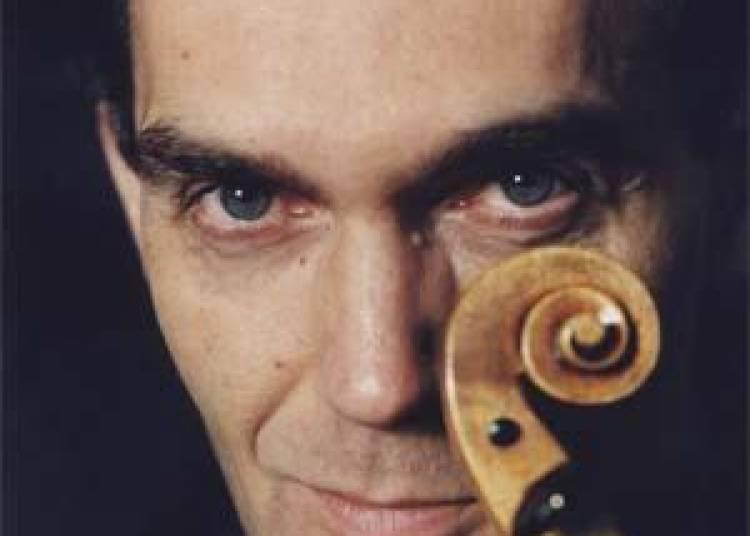 Orchestre Colonne - Olivier Charlier � Paris 8�me