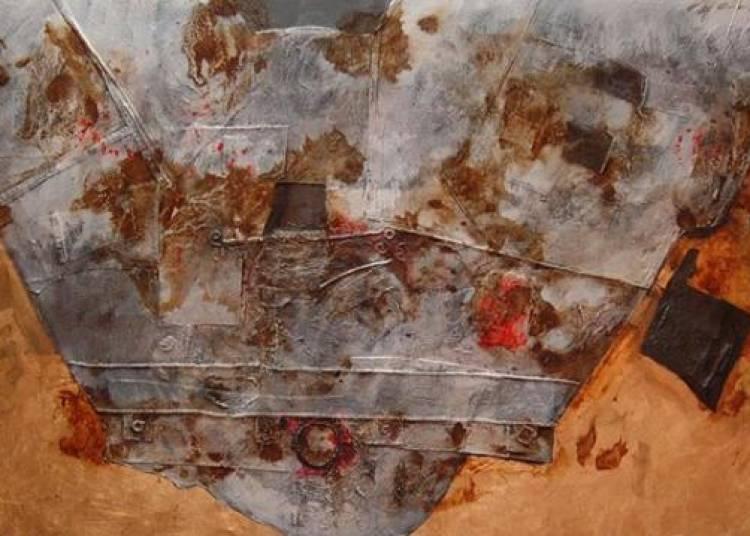 Exposition peinture Rodolfo Oviedo Vega � Aubervilliers