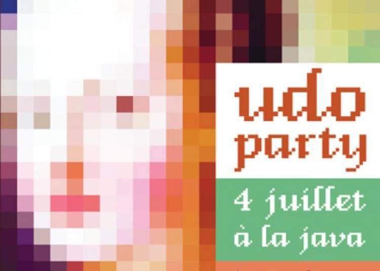 Udo Party � Paris 10�me