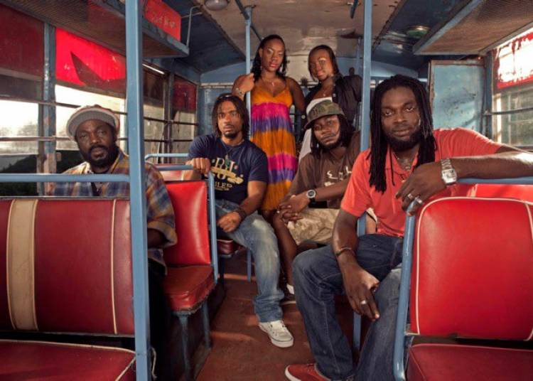 The Wailers � Istres